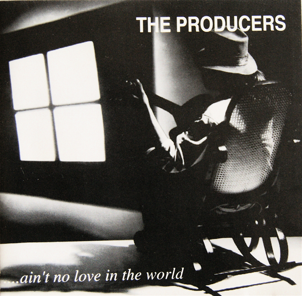 Ain't No Love in The World CD (2001)