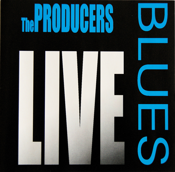 Live Blues CD (2001)