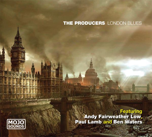 London Blues CD (2011)