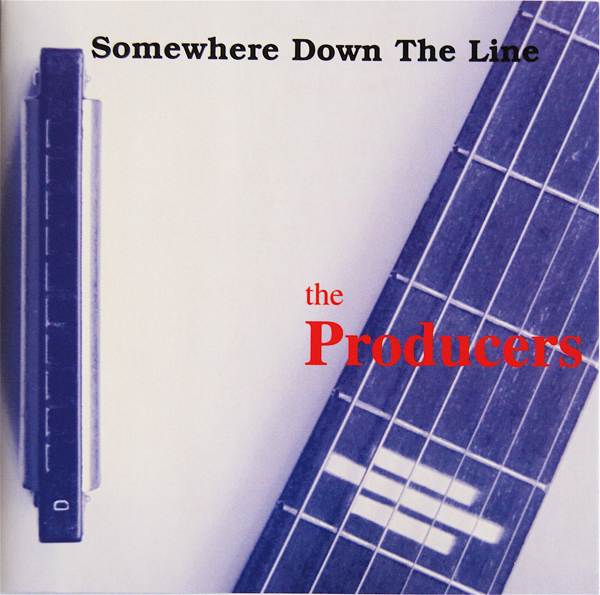 Somewhere Down The Line CD (2001)